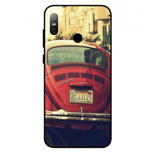 Coque De Protection Voiture Beetle Vintage HTC U12 Life