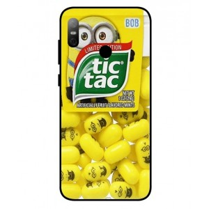 Coque De Protection Tic Tac Bob HTC U12 Life