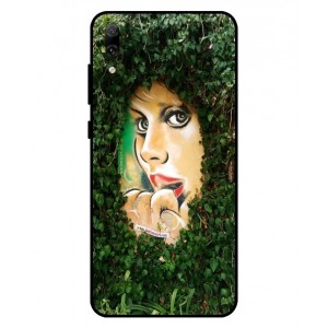 Coque De Protection Art De Rue Pour Huawei Enjoy 9