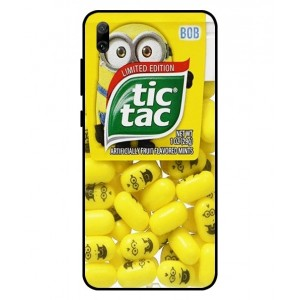 Coque De Protection Tic Tac Bob Huawei Enjoy 9
