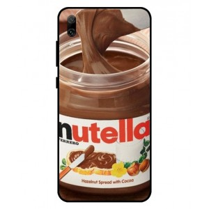 Coque De Protection Nutella Pour Huawei Enjoy 9