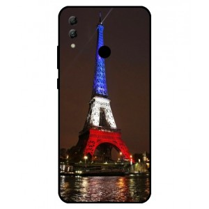 Coque De Protection Tour Eiffel Couleurs France Pour Huawei Honor 10 Lite