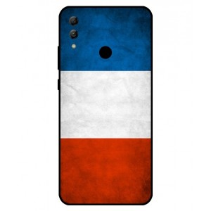 Coque De Protection Drapeau De La France Pour Huawei Honor 10 Lite
