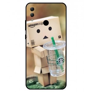 Coque De Protection Amazon Starbucks Pour Huawei Honor 10 Lite
