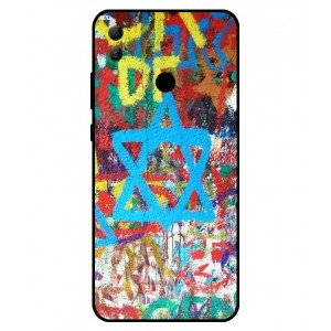 Coque De Protection Graffiti Tel-Aviv Pour Huawei Honor 10 Lite