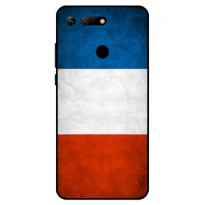 Coque De Protection Drapeau De La France Pour Huawei Honor View 20