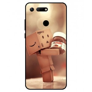 Coque De Protection Amazon Nutella Pour Huawei Honor View 20