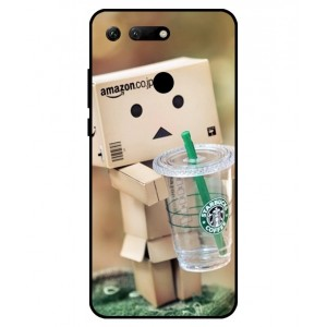Coque De Protection Amazon Starbucks Pour Huawei Honor View 20
