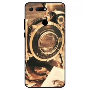 Coque De Protection Appareil Photo Vintage Pour Huawei Honor View 20