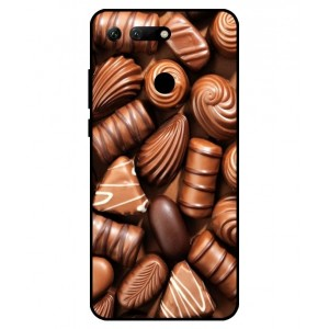 Coque De Protection Chocolat Pour Huawei Honor View 20