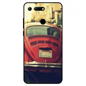 Coque De Protection Voiture Beetle Vintage Huawei Honor View 20