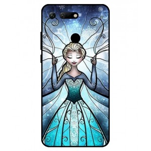 Coque De Protection Elsa Pour Huawei Honor View 20