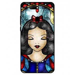 Coque De Protection Blanche Neige Pour Huawei Honor View 20