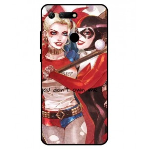Coque De Protection Harley Pour Huawei Honor View 20