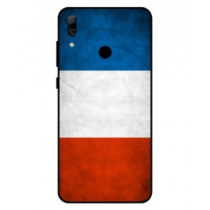 Coque De Protection Drapeau De La France Pour Huawei P Smart 2019