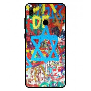 Coque De Protection Graffiti Tel-Aviv Pour Huawei P Smart 2019