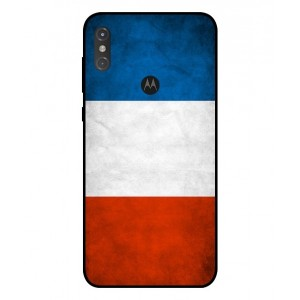 Coque De Protection Drapeau De La France Pour Motorola One