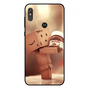 Coque De Protection Amazon Nutella Pour Motorola One