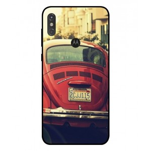 Coque De Protection Voiture Beetle Vintage Motorola One