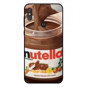 Coque De Protection Nutella Pour Motorola One