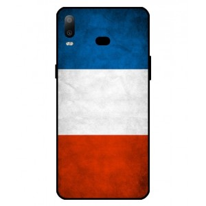 Coque De Protection Drapeau De La France Pour Samsung Galaxy A6s