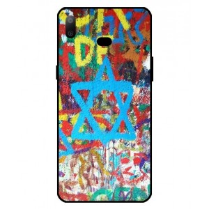 Coque De Protection Graffiti Tel-Aviv Pour Samsung Galaxy A6s