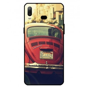 Coque De Protection Voiture Beetle Vintage Samsung Galaxy A6s