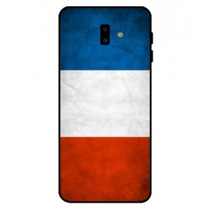 Coque De Protection Drapeau De La France Pour Samsung Galaxy J6 Plus