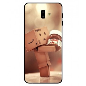 Coque De Protection Amazon Nutella Pour Samsung Galaxy J6 Plus