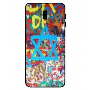 Coque De Protection Graffiti Tel-Aviv Pour Samsung Galaxy J6 Plus