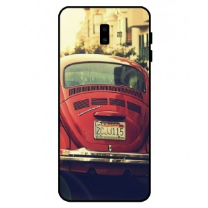 Coque De Protection Voiture Beetle Vintage Samsung Galaxy J6 Plus
