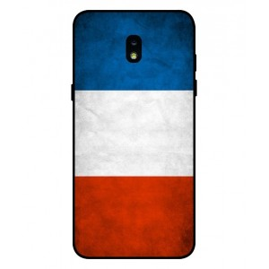 Coque De Protection Drapeau De La France Pour Samsung Galaxy J7 2018