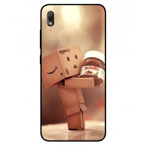 Coque De Protection Amazon Nutella Pour Wiko View2 Go