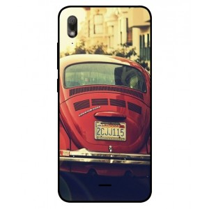 Coque De Protection Voiture Beetle Vintage Wiko View2 Go