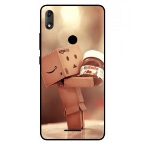 Coque De Protection Amazon Nutella Pour Wiko View Max