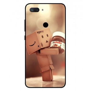 Coque De Protection Amazon Nutella Pour Xiaomi Mi 8 Lite