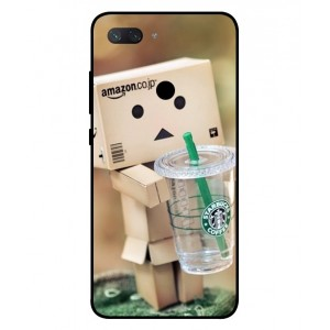 Coque De Protection Amazon Starbucks Pour Xiaomi Mi 8 Lite