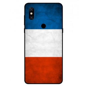 Coque De Protection Drapeau De La France Pour Xiaomi Mi Mix 3