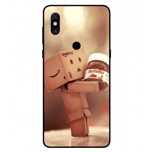 Coque De Protection Amazon Nutella Pour Xiaomi Mi Mix 3