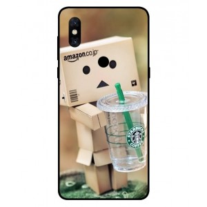 Coque De Protection Amazon Starbucks Pour Xiaomi Mi Mix 3