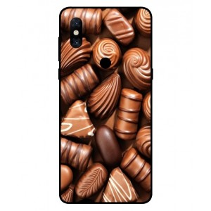 Coque De Protection Chocolat Pour Xiaomi Mi Mix 3