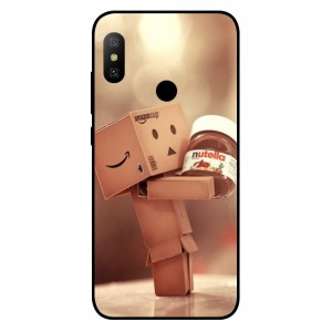 Coque De Protection Amazon Nutella Pour Xiaomi Redmi Note 6 Pro