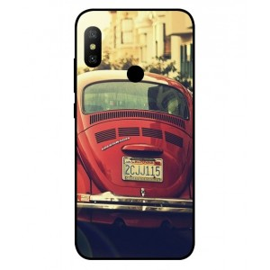 Coque De Protection Voiture Beetle Vintage Xiaomi Redmi Note 6 Pro
