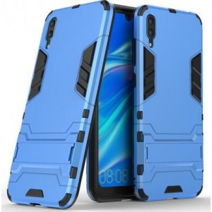 Protection Antichoc Type Otterbox Bleu Pour Huawei Y7 Pro 2019