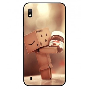 Coque De Protection Amazon Nutella Pour Samsung Galaxy A10