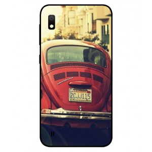 Coque De Protection Voiture Beetle Vintage Samsung Galaxy A10