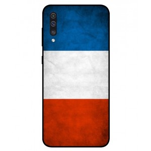 Coque De Protection Drapeau De La France Pour Samsung Galaxy A50
