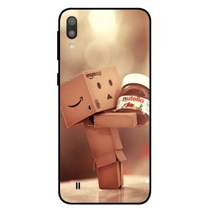Coque De Protection Amazon Nutella Pour Samsung Galaxy M10