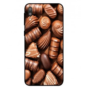 Coque De Protection Chocolat Pour Samsung Galaxy M10