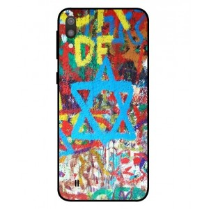 Coque De Protection Graffiti Tel-Aviv Pour Samsung Galaxy M10